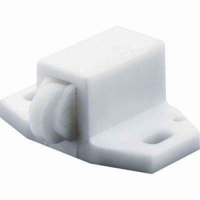 1-1/16 in. Nylon White Shower Door Catch