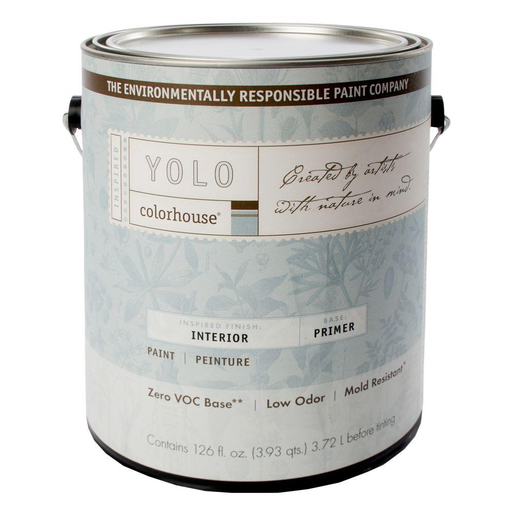 YOLO Colorhouse 1-gal. Interior Primer-DISCONTINUED