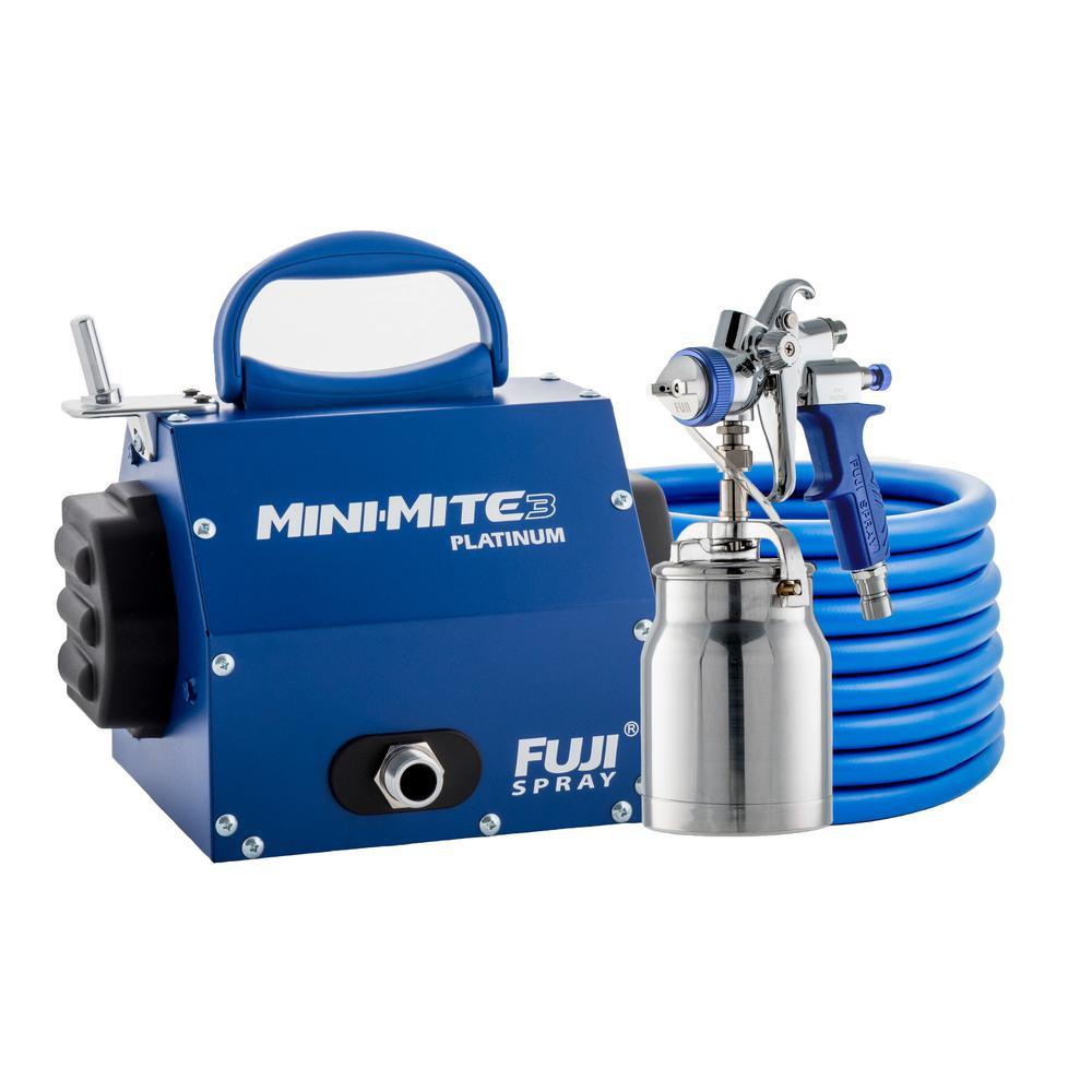Fuji Spray Mini-Mite 3 Platinum - T70 HVLP Spray System