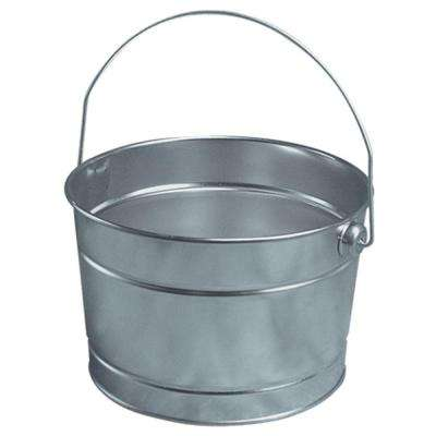2.5-Qt. Metal Pail (Pack of 3)