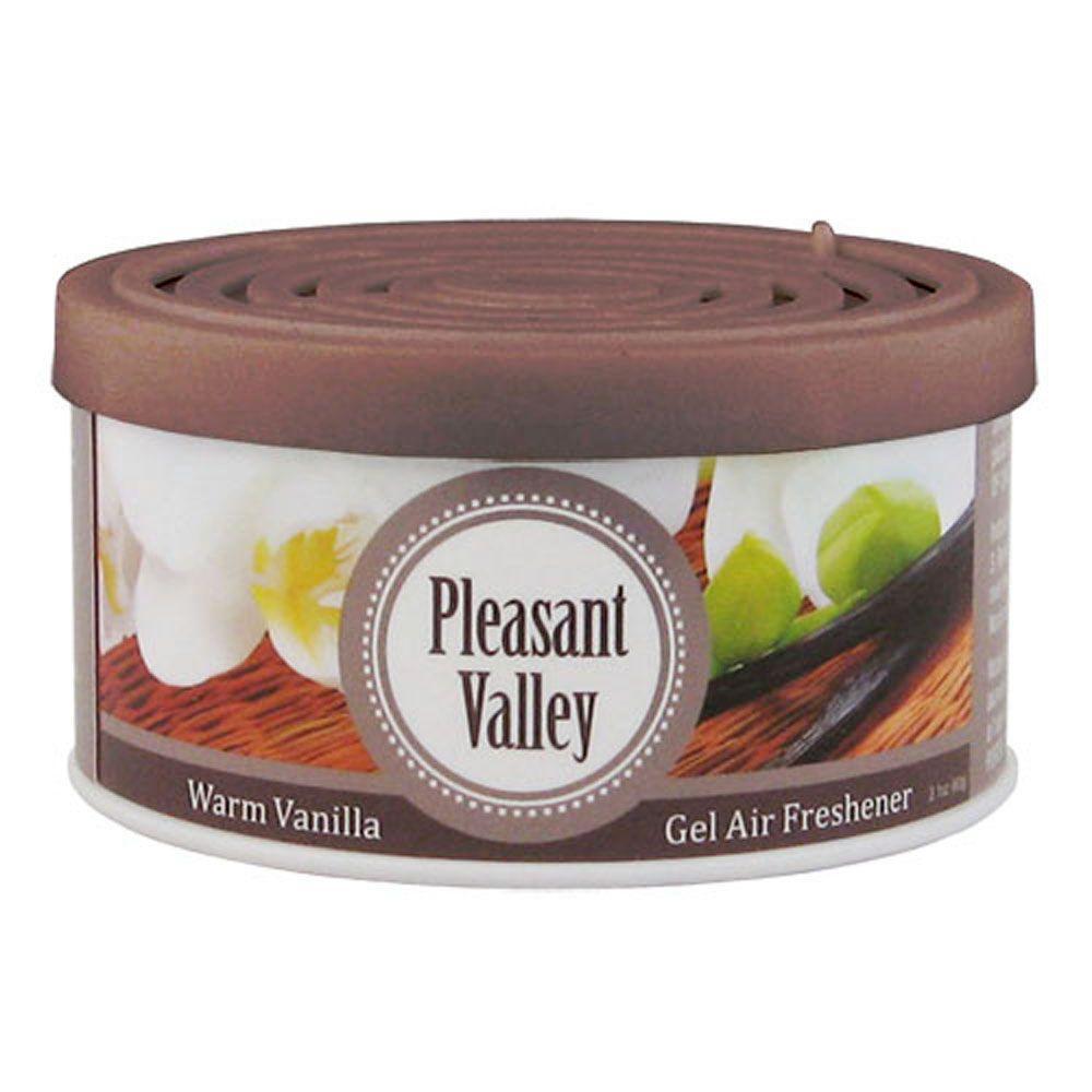 Pleasant Valley 2.1 oz. Warm Vanilla Scent Air Freshener