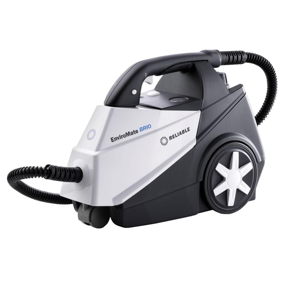 Reliable Enviromate Brio Steam Cleaner 250cc The Home Depot