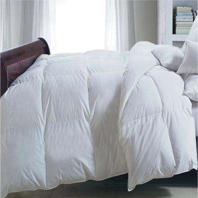 Feather and Down Fiber Blend Full and Queen Comforter