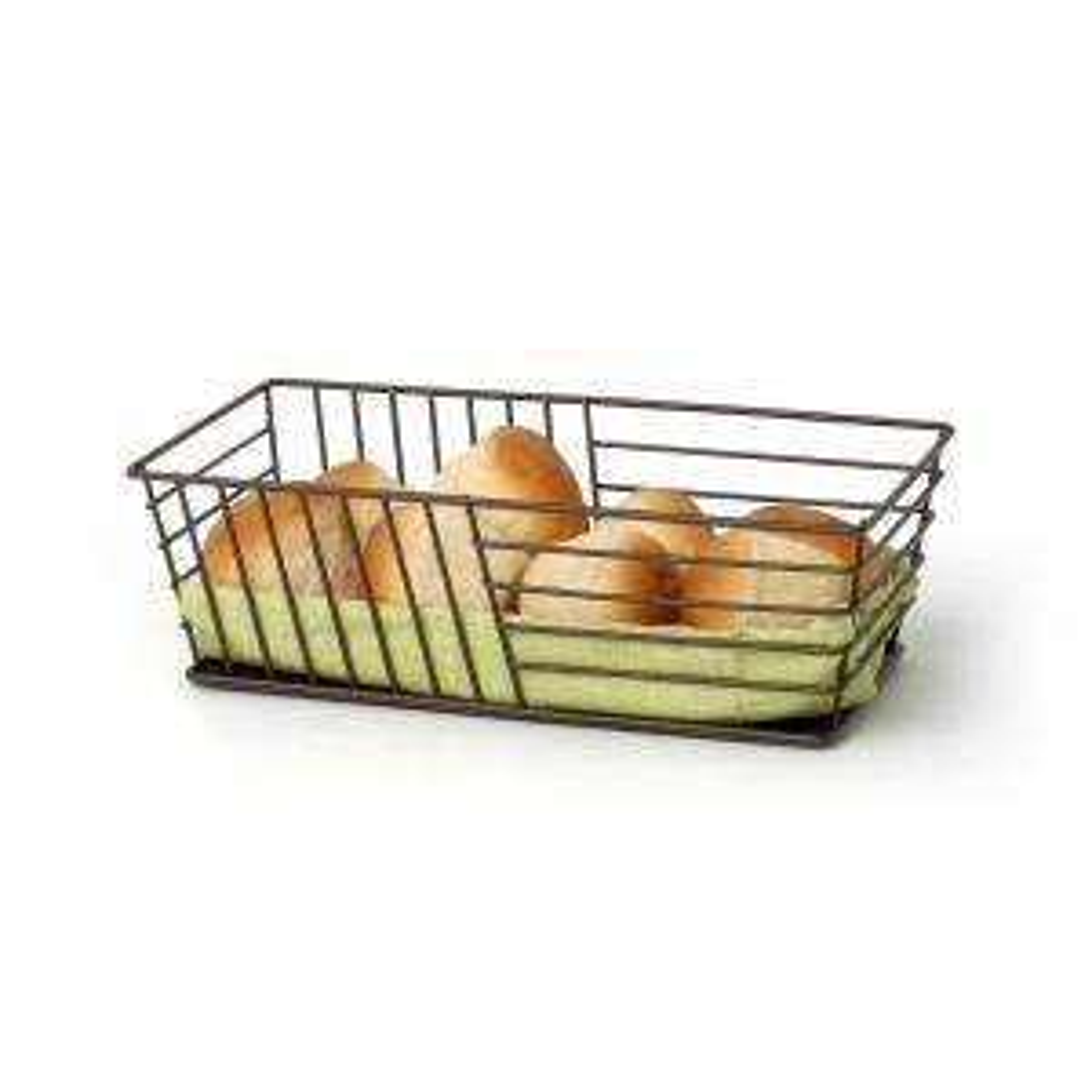 Wright Bronze Bread Basket