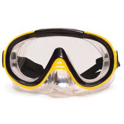 Caribbean Adult Yellow Sport Mask