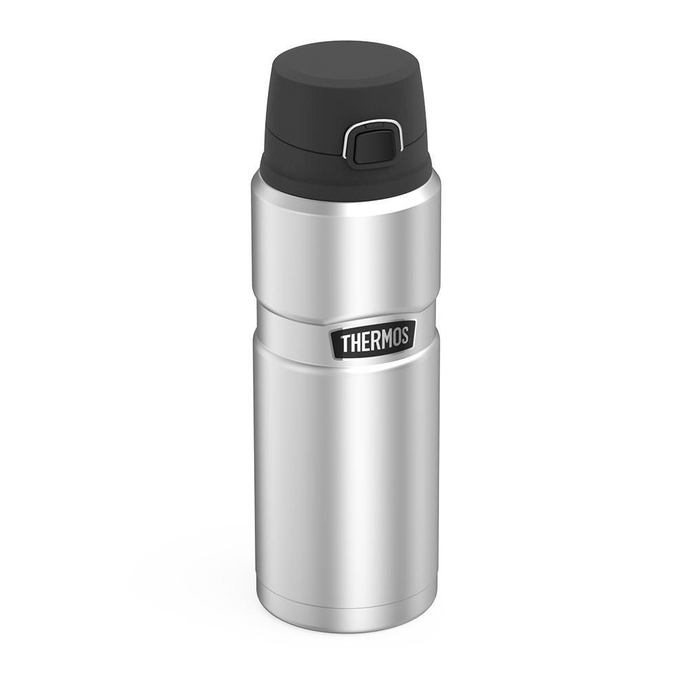 Thermos Stainless King 24 oz. Vacuum Insulated Stainless ...