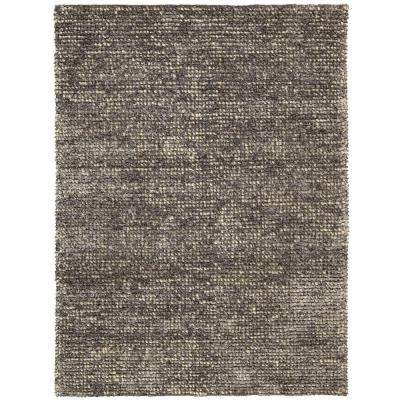 Fantasia Grey 4 ft. x 6 ft. Area Rug