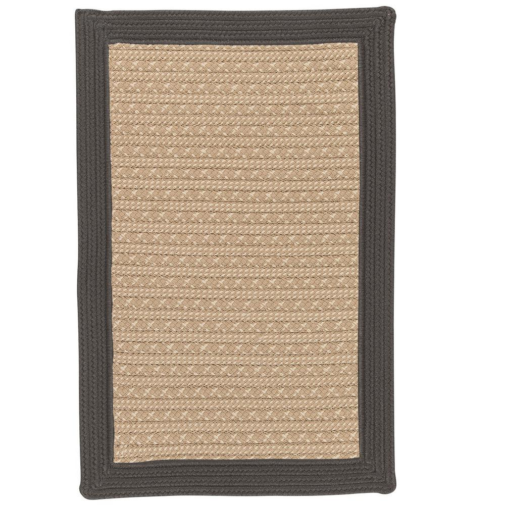 Home Decorators Collection Beverly Gray 6 Ft X 9 Ft