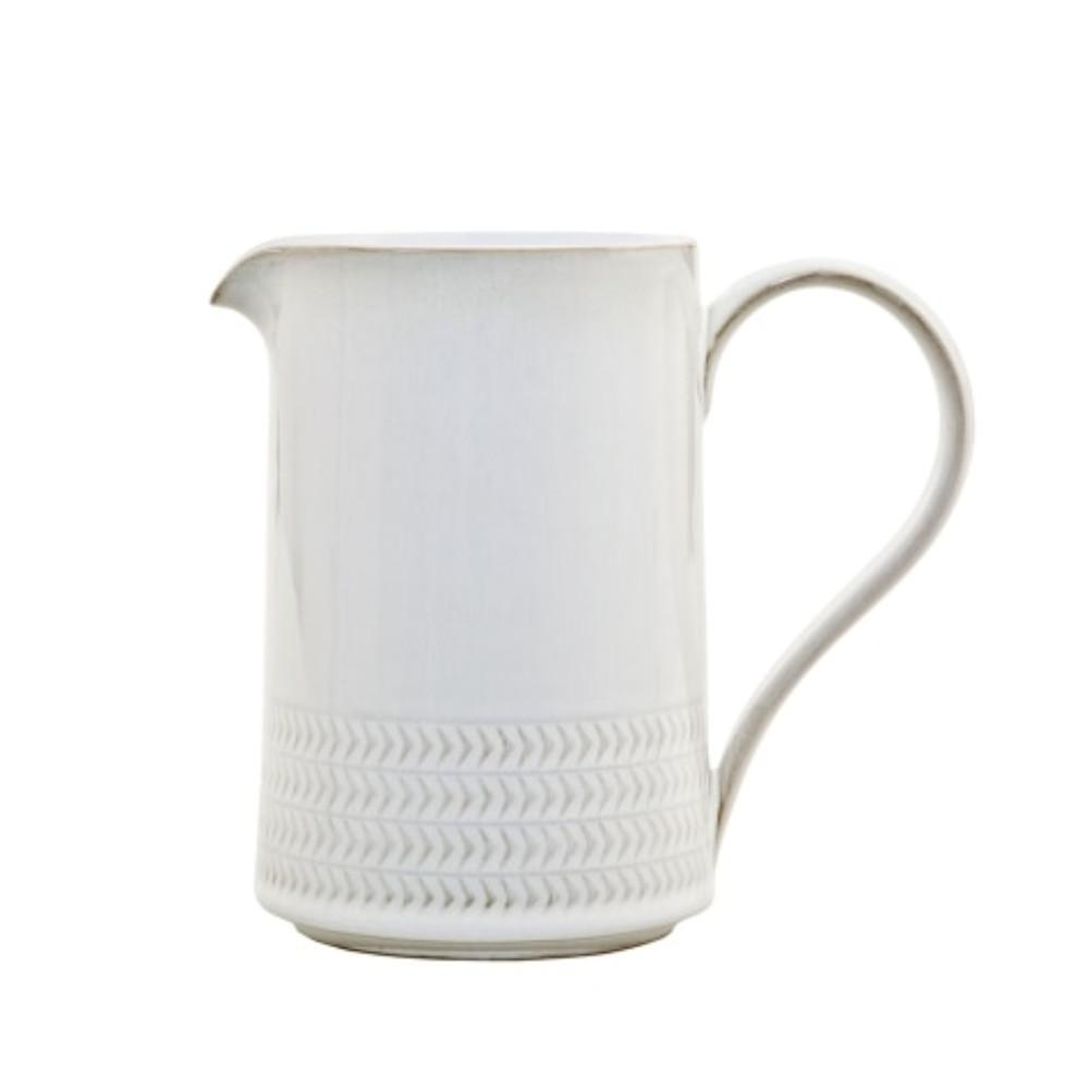 25.7 oz. Natural Canvas Textured Medium Jug