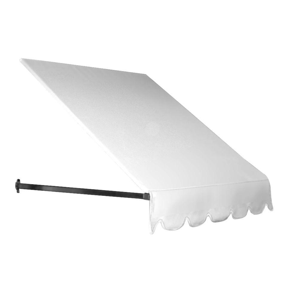 18 ft. Dallas Retro Window/Entry Awning (24 in. H x 42