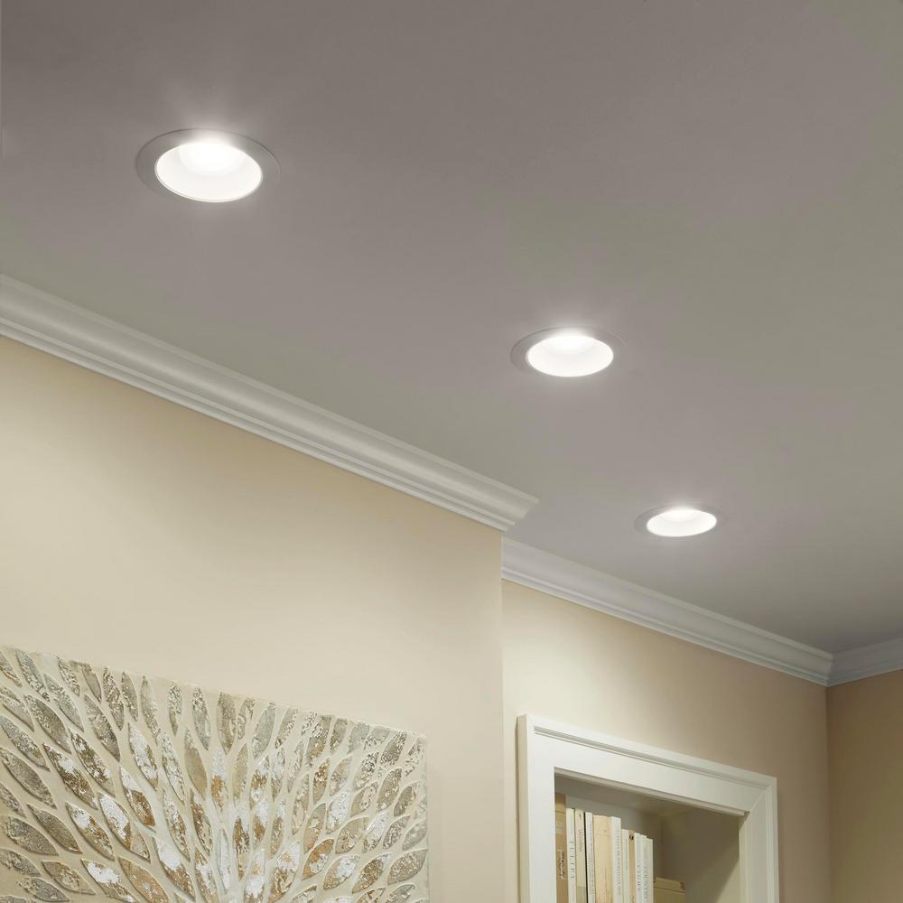 Recessed Ceiling Light Fixture Trim