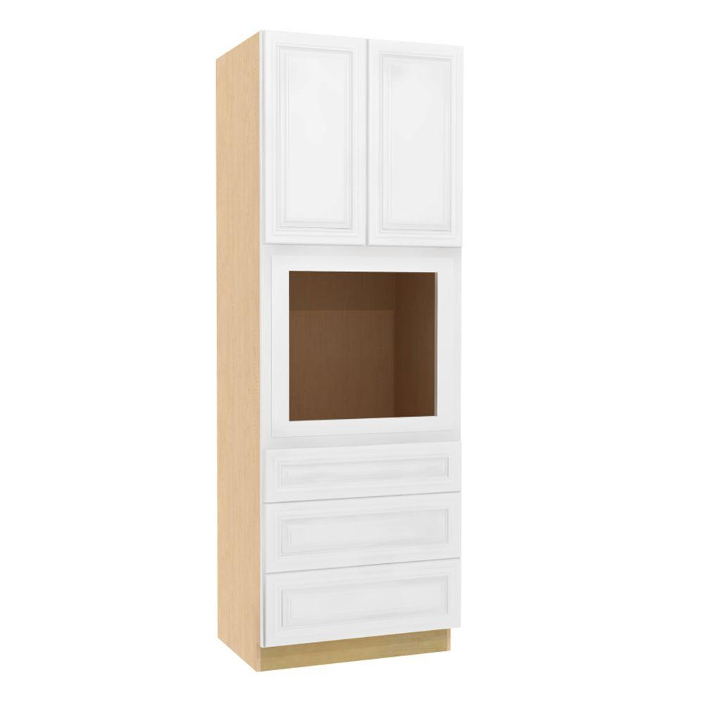 Kitchen Pantry At Home Depot: Home Decorators Collection Coventry Assembled 33 X 96 X 24