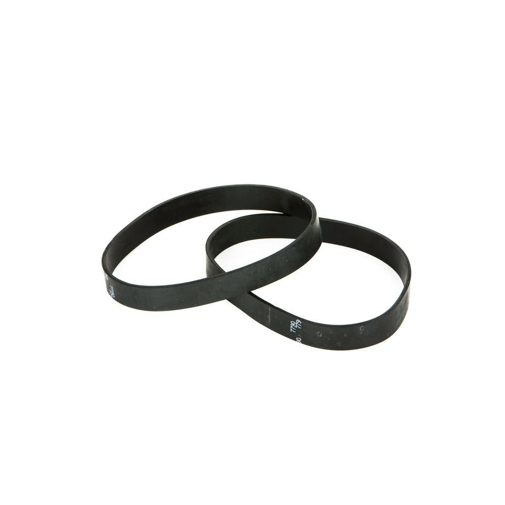 Bissell Vacuum Parts Belt Image 2x Diagram 1698 Powersteamer Proheat Deep Cleaner Vac Bis Type 7 9 10 12 14 Belts 2 Pack Aa27910 The Home