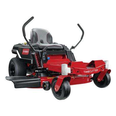 TimeCutter 42 in. Deck 18 HP Kawasaki V-Twin Gas Dual Hydrostatic Zero Turn Riding Mower with Smart Speed CARB
