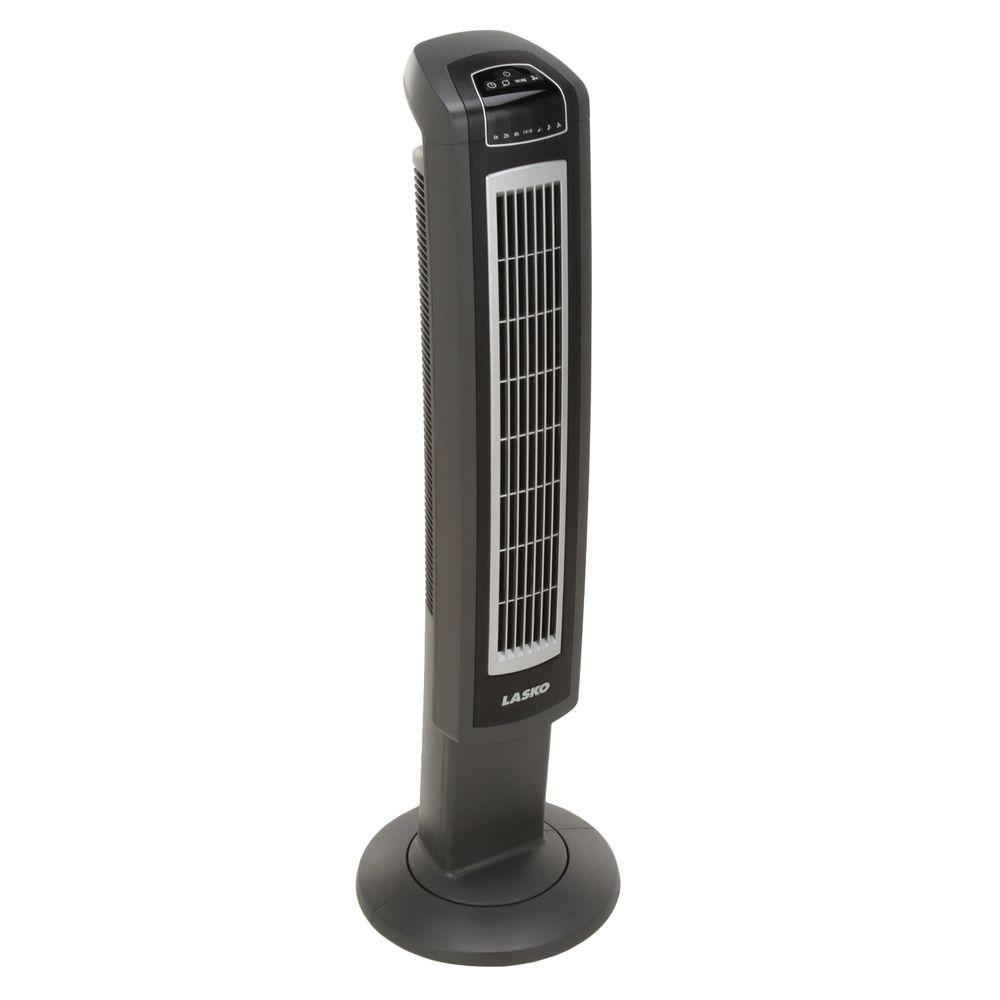 42 in. Electronic Tower Fan with Remote Control