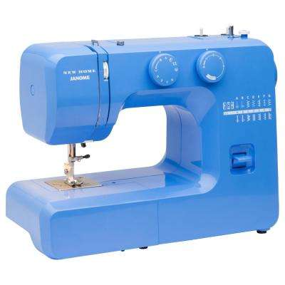 Blue Couture Easy-To-Use Sewing Machine