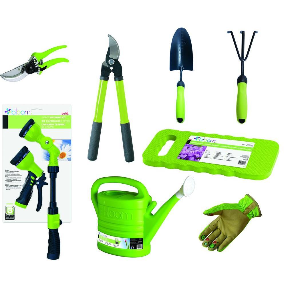 Bond Manufacturing Bloom Starter Kit in Green (9-Piece ...