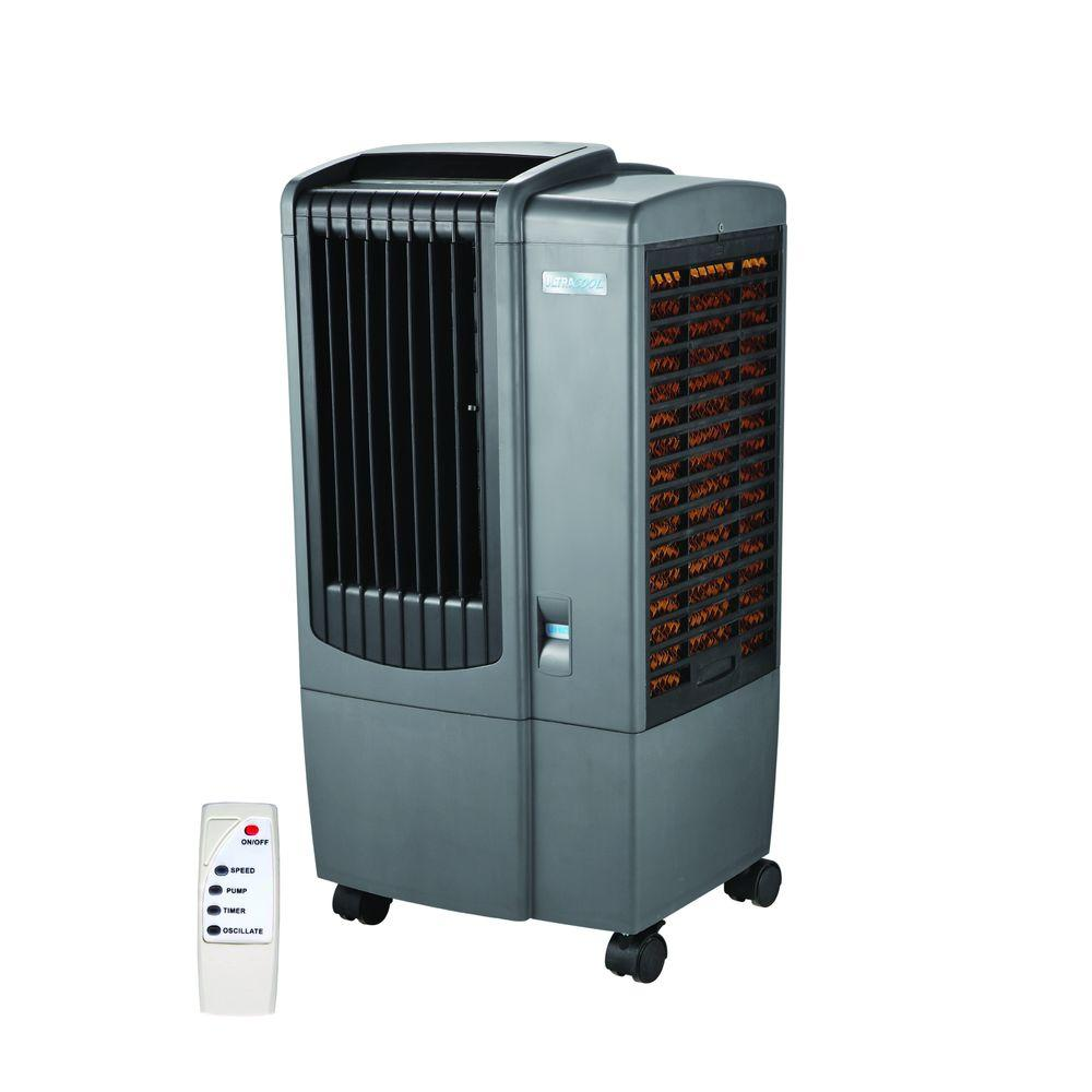 UltraCool 340 CFM 3-Speed Portable Evaporative Cooler for 170 sq. ft.