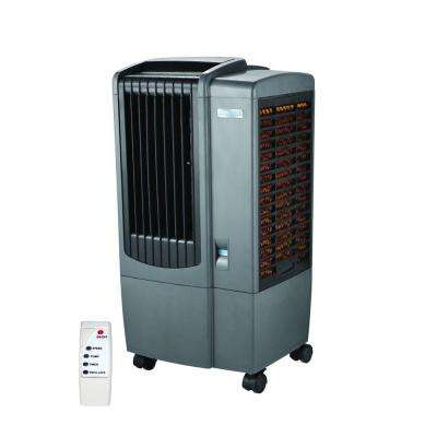 340 CFM 3-Speed Portable Evaporative Cooler for 170 sq. ft.