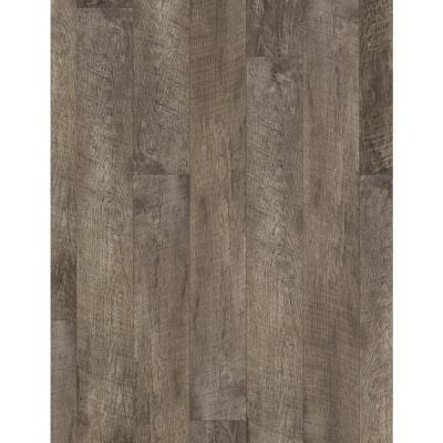 Barkhurst Oak 12 mm Thick x 6-1/5 in. Wide x 50-5/8 in. Length Water Resistant Laminate Flooring (17.50 sq. ft./case)
