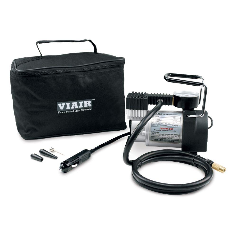 70P 12-Volt 100 psi Portable Air Compressor