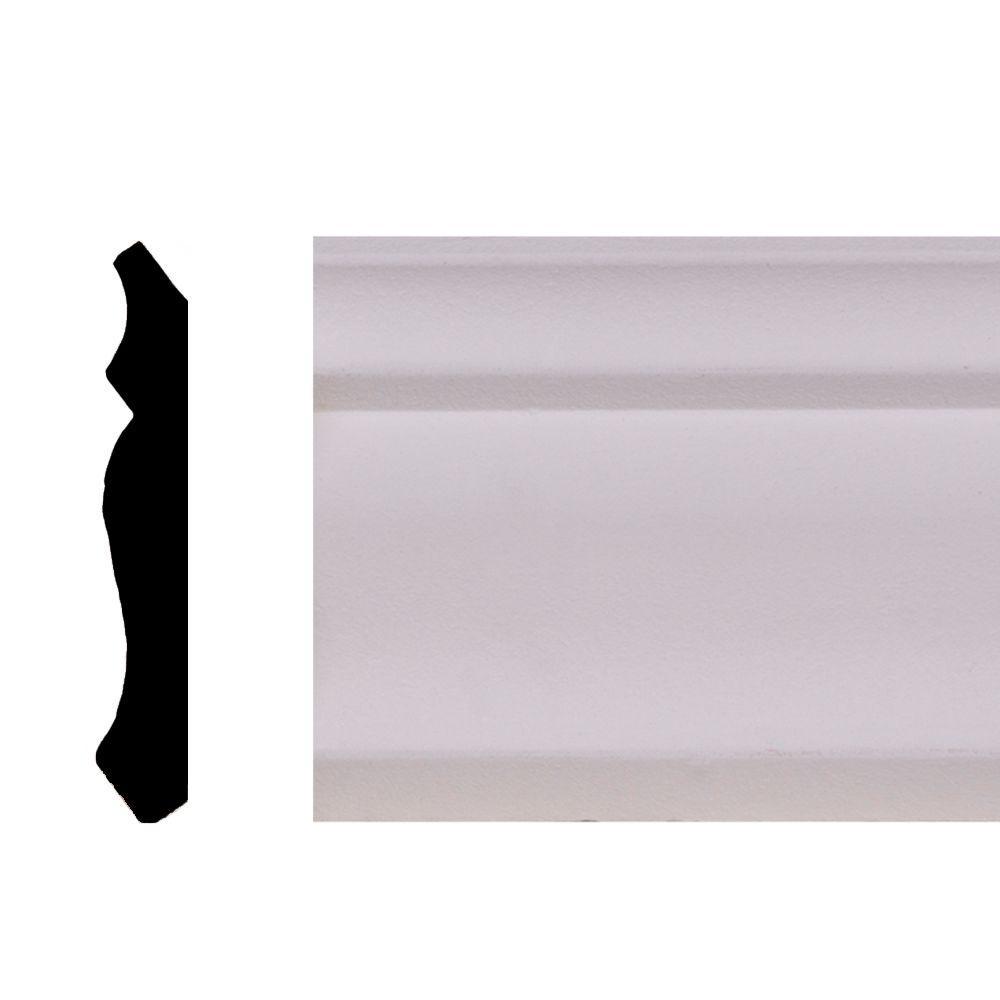 Builders Choice LWM49 9/16 in. x 3-9/16 in. MDF Crown Moulding