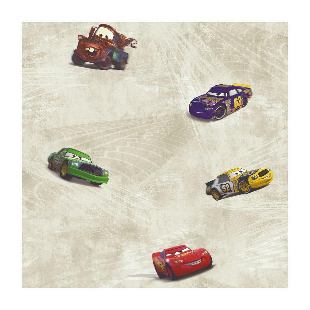 Disney Cars Racing Wallpaper