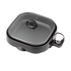 Click here to buy AROMA 3-in-1 Indoor Grill by AROMA.