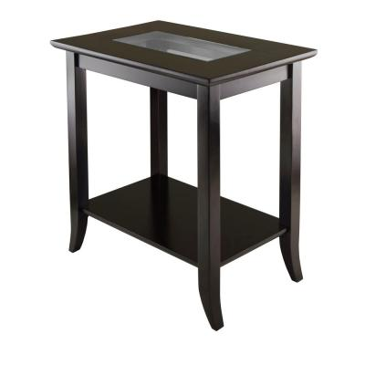 Rectangle End Tables Accent The Home Depot
