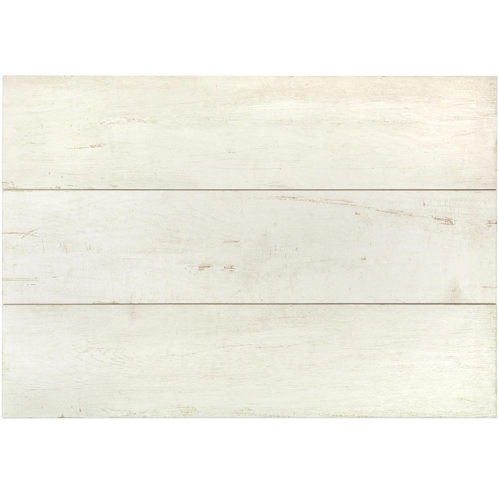 Ivy Hill Tile Evermore 9 In X 40 In Natural White Wood Look
