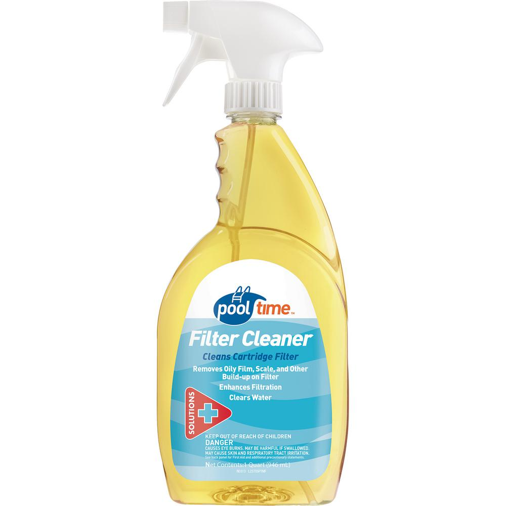 Pool Time 32 oz. Filter Cleaner