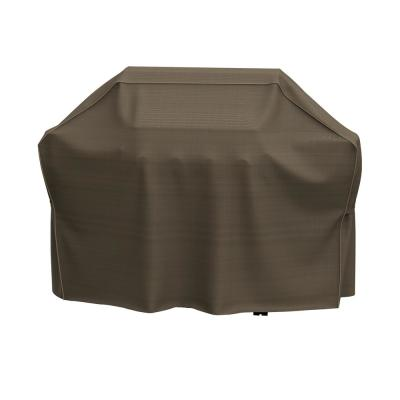 """Premium Tight Weave Heavy Gauge BBQ Grill Cover up to 67/"""" Long"""