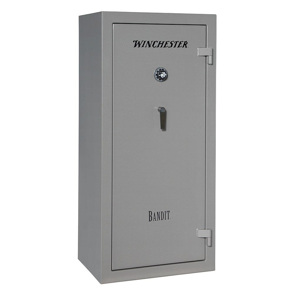 Bandit 19 cu. ft. 24-Gun 45-Minute Fire Resistant U.L. Mechanical Lock