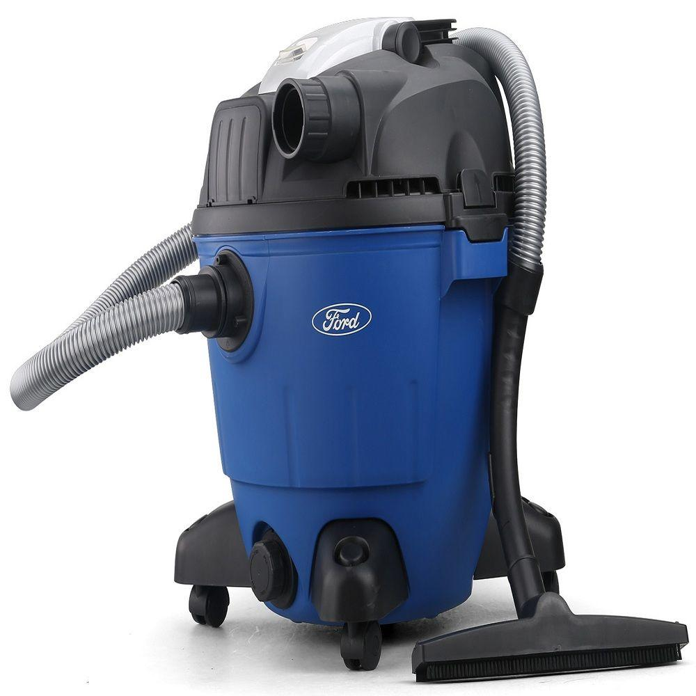 1,200-Watt Wet and Dry Vacuum The FMCFCA620935L is a 12000W wet and dry vacuum cleaner with a blower function. Standard accessories included: 1-Piece plastic flexible hose, 9.246 (35L) plastic tank, 2 parts plastic tube, 1-Piece plastic bibulous (absorbent/spongy) brush, 1-Piece crevice nozzle, 1-Piece bristle brush. The vacuum pressure is greater than 2.176psi (15.00kPa).