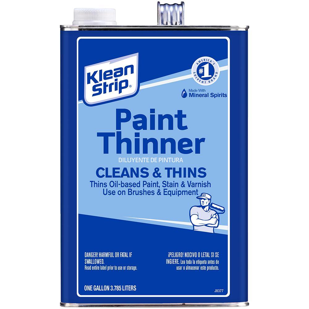 Klean-Strip 1 gal  Paint Thinner
