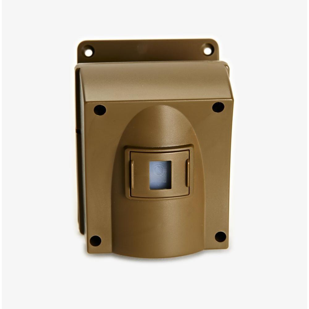 Extra Sensor and Driveway Alarm