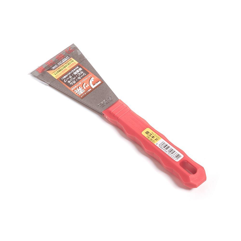 Y-Shaped Flourine Coat Type Scraper Knife Straight Blade