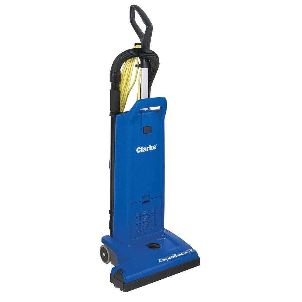 Clarke Carpetmaster 215 Dual Motor Commercial Upright Vacuum Cleaner
