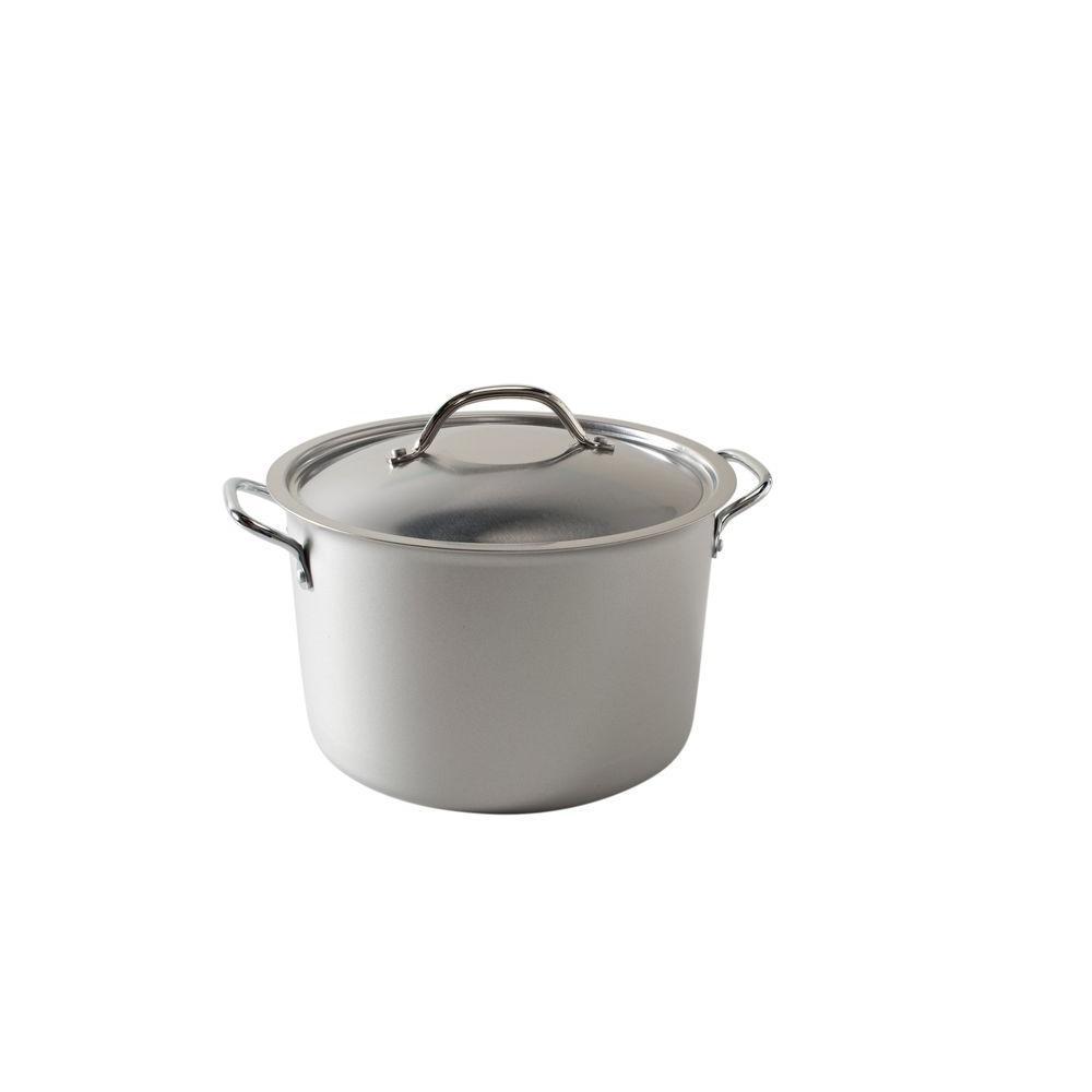 8 Qt. Aluminum Stock Pot