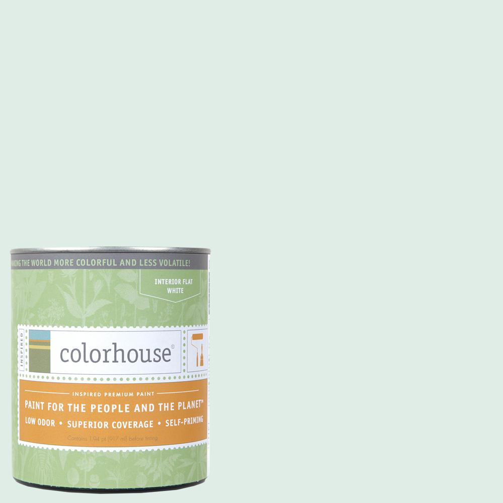 Colorhouse 1 qt. Bisque .04 Flat Interior Paint