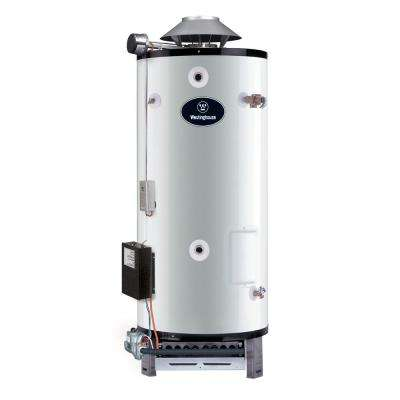 73 Gal. 3 Year 125,000 BTU Natural Gas Commercial Water Heater