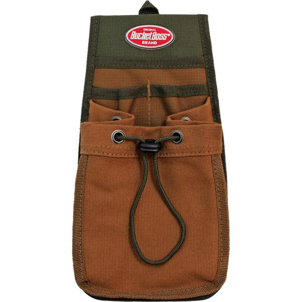 Parachute Tool Pouch with Flap Fit 4-Pocket