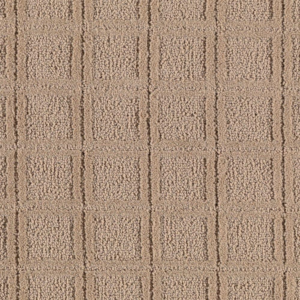 Wondrous - Color Chanel Leather 12 ft. Carpet