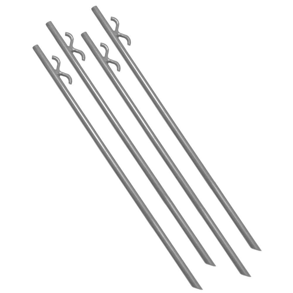 ShelterLogic Shelter Stake 24 in. Drive Anchors (4-Pack)