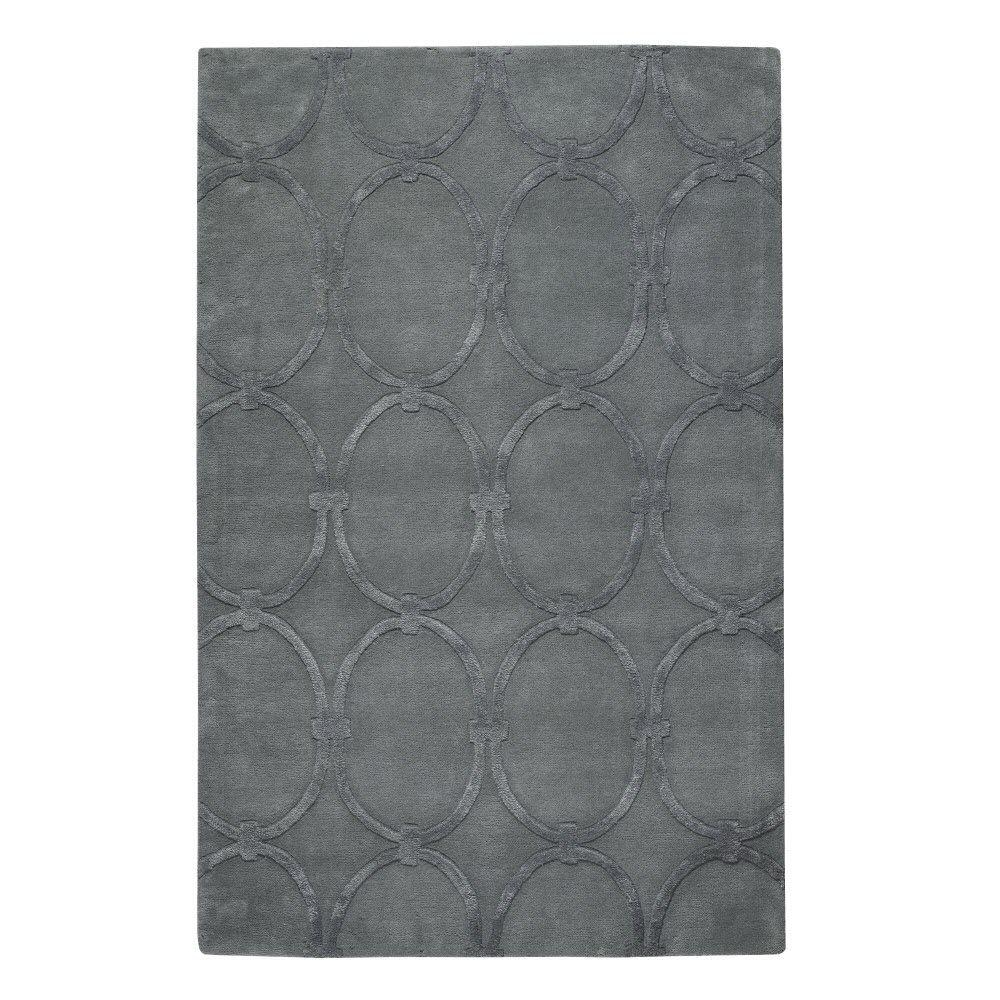 Home Decorators Collection Vivienne Soft Blue 3 ft. 6 in. x 5 ft. 6 in. Area Rug