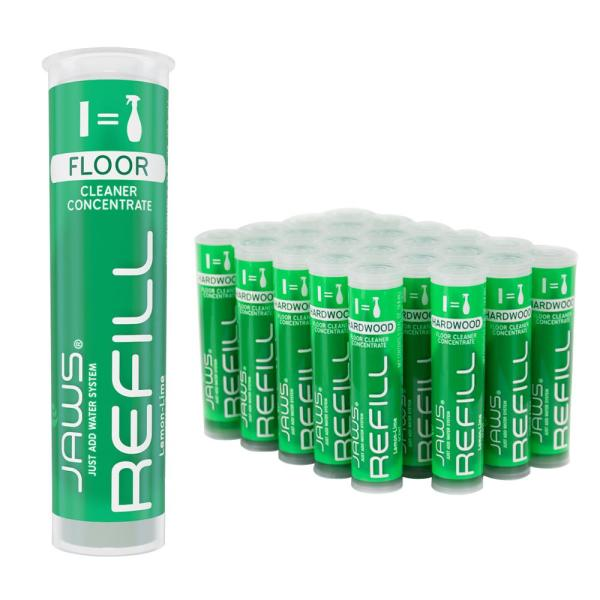 Concentrated Hardwood Floor Cleaner Refill Pods (24-Pack)