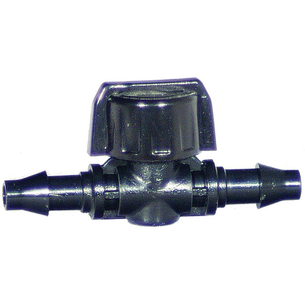 1/4 in. In-Line Shut Off Valve (2-Pack)