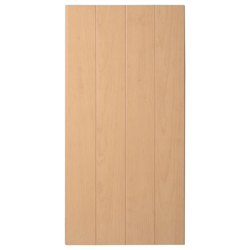 Supreme Wainscot 8 Linear ft. HDF Tongue and Groove Charleston Maple
