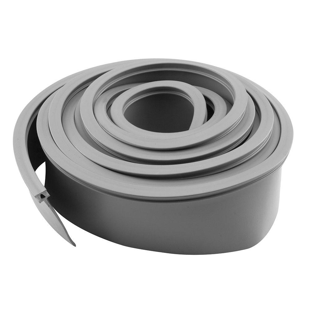 Prime Line 10 Ft Gray Vinyl Garage Door Bottom Seal Gd 12273 The