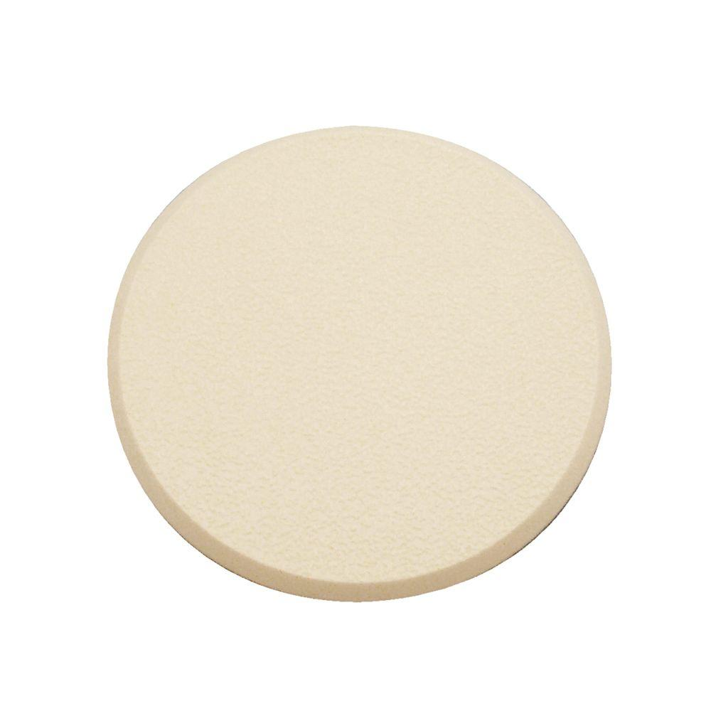 Prime-Line 3-1/4 in. Ivory Wall Protector
